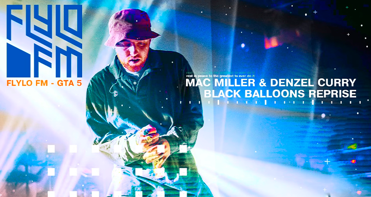 Flying Lotus - 'Black Baloons Reprise' feat. Denzel Curry & Mac Miller